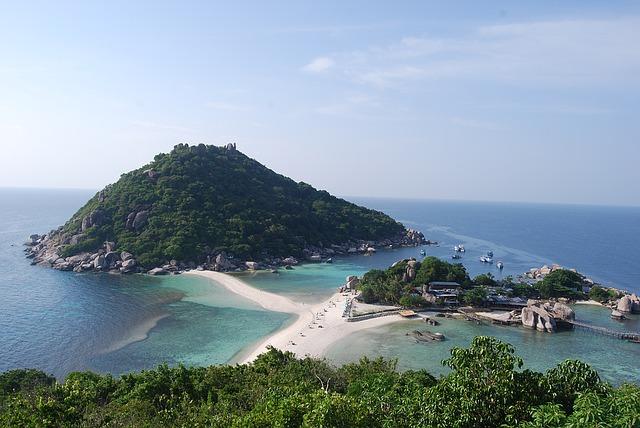 Thajský ostrov