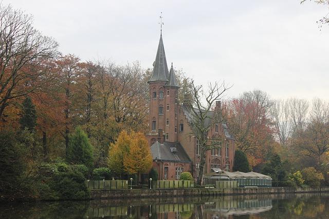 belgický kostel
