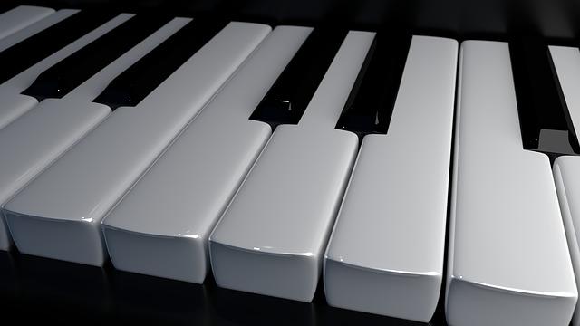 hudební nástroj piano
