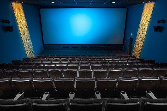 prázdné kino