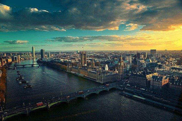 temže londýn