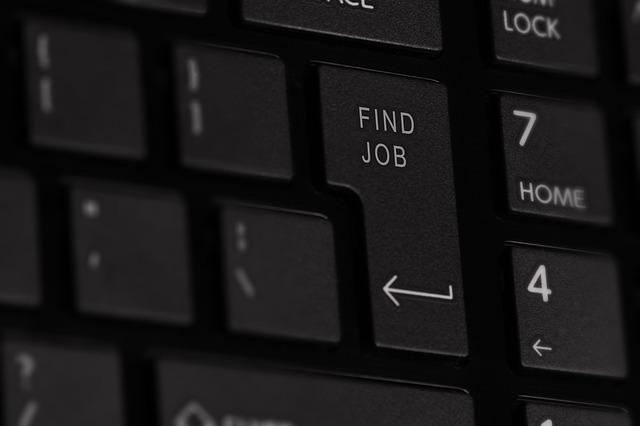 najít práci enter