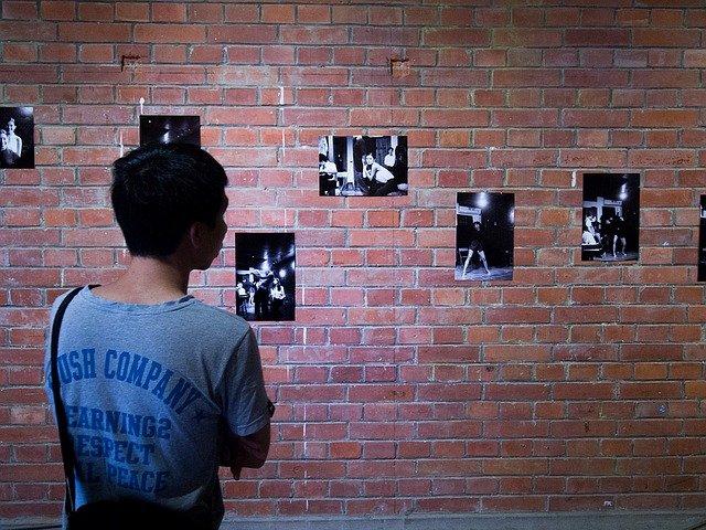 výstava fotek