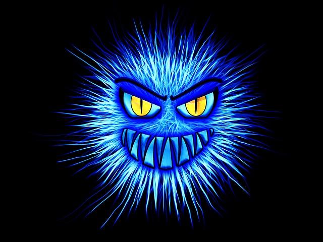 modrá držtička