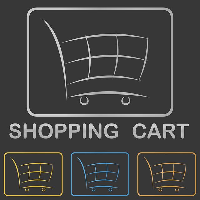 shopping vozíky