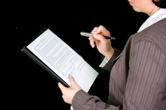 čtení dokumentu