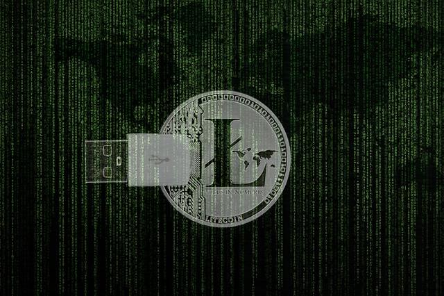 digitální matice