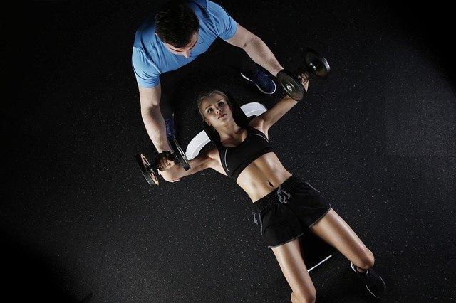 trenér ženy