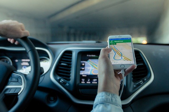 monitoring vozidel