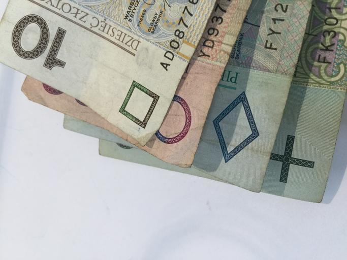 geometrie na bankovkách
