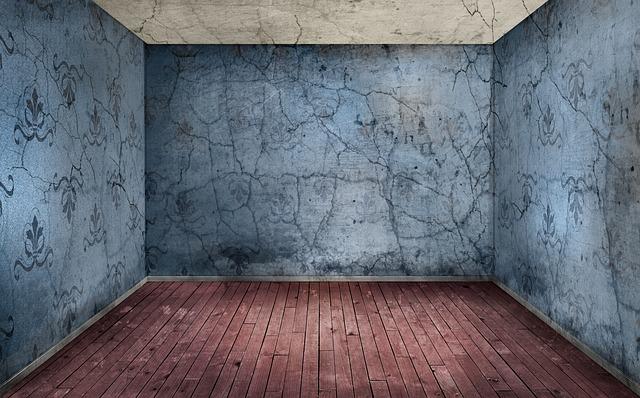 podlaha, interiér