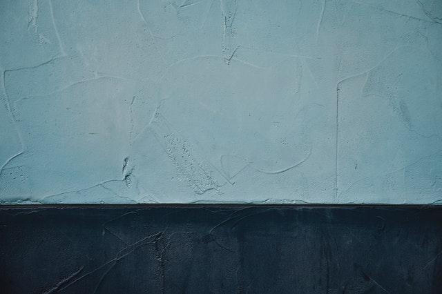 beton, černo šedá stěna